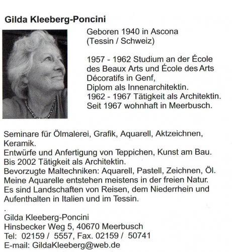 Gilda Kleeberg-Poncini
